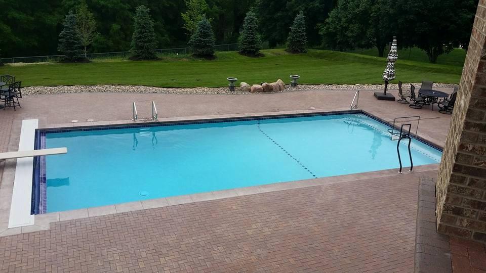 Omaha pool company portfolio omaha pool company for In ground pool companies
