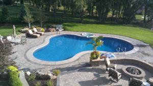 Large Lagoon Pool